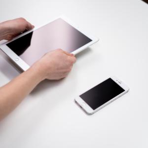 zakelijke reparatie telefoon en tablet